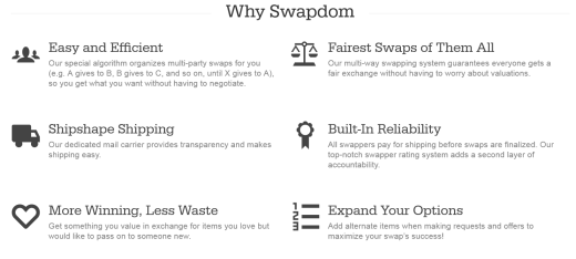 why swapdom horizontal