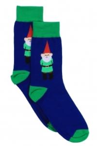 Suspicious Gnome Socks