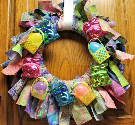 Chocolat Frey Bunnie Wreath